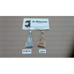 BORLA METALIZADA 6.5 CM APROX      00699